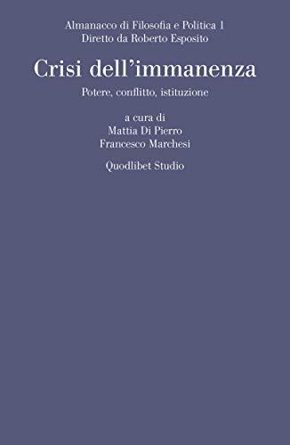 Almanacco di filosofia e politica (2019)