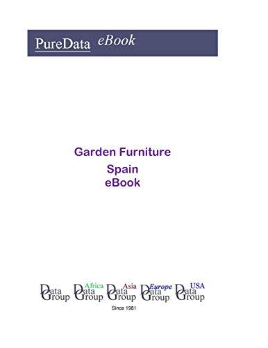Garden Furniture in Spain: Market Sales (English Edition)