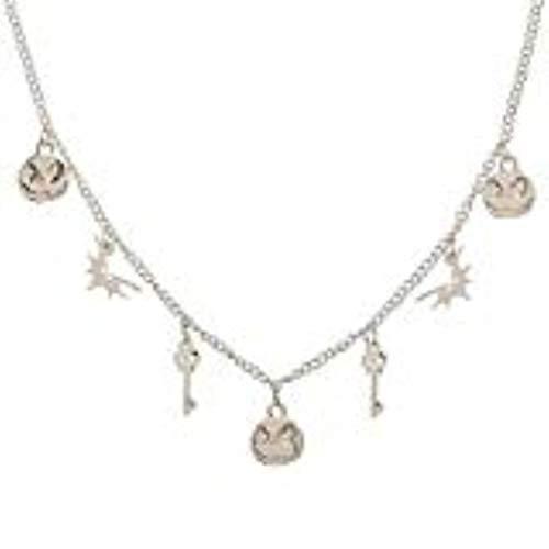 Nightmare Before Christmas Petite Charm Collar Choker Necklace