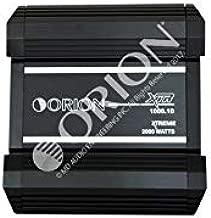 Orion XTR1000.1D 2000W Max Class D Monoblock XTR Series 1-Channel Car Audio Amplifier