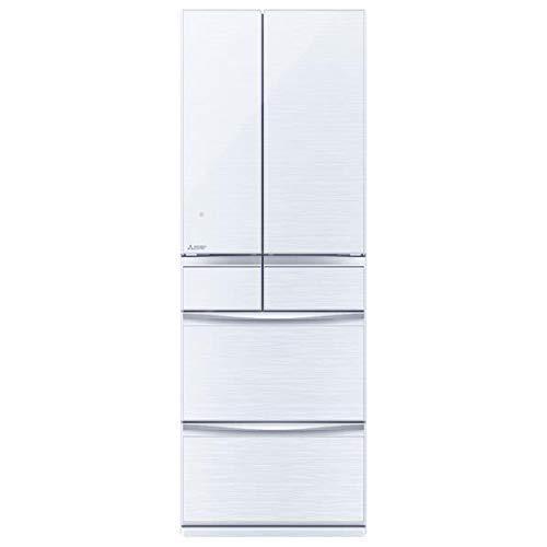 三菱 503L 6ドア冷蔵庫(クリスタルホワイト)MISTUBISHI MXシリーズ MR-MX50F-W