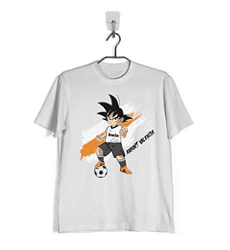 Ropa4 Camiseta Goku Valencia CF 2020-2021 (2 años)