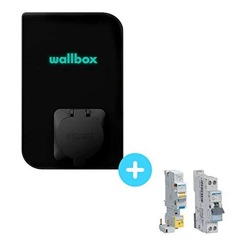 Wallbox - Pack Borne de Recharge Copper - 1,4 à 7,4kW -...