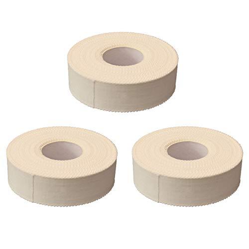 Strength Shop Zinkoxid-Tape für Gewichtheber 3er Set