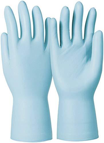 KCL 743 inweghandschuh Dermatril P743 Gr. 9, Blau, L
