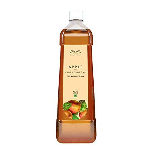 Sinew Nutrition Apple Cider Vinegar with Strands of Mother, 750 ml
