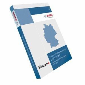 Tele Atlas CD Deutschland + MRE 2012/2013 für TP DX