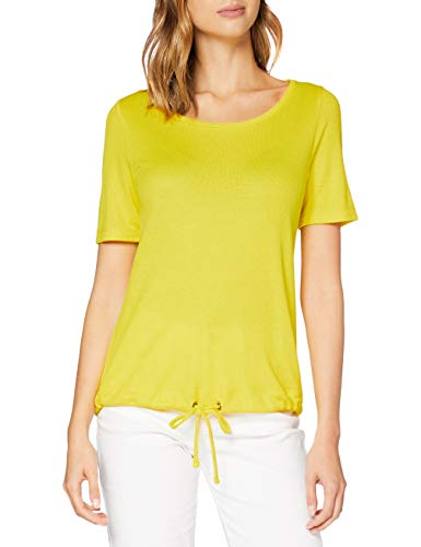 Street One 314806 Camiseta, Amarillo Brillante, 38 para Mujer
