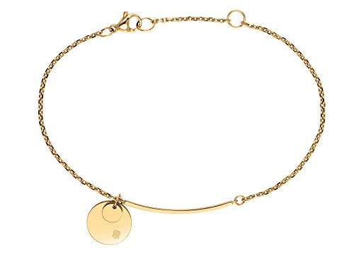 Tommy Hilfiger Jewelry Damen Charm-Armbänder Vergoldet - 2780260