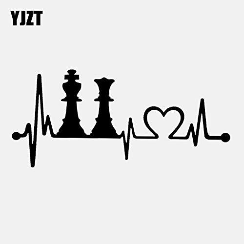 JPDP 13.5CM*5.9CM Basset Hound Heartbeat Lifeline Paw Vinyl Black/Silver Car Sticker C22-1068 Silver
