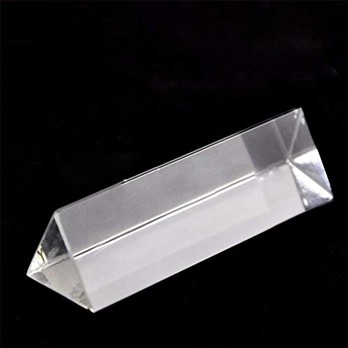Guangcailun Lehrmittel Physik Optisches Glas Dreiecksprisma Schule pädagogische Lehrmittel