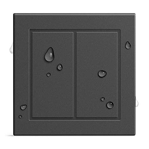 Friends of Hue Smart Switch für den Außenbereich: Drahtloser Schalter und Dimmer kompatibel mit Philips Hue (keine Batterien, keine Aufladung)