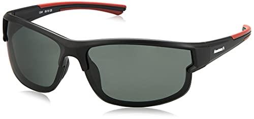 Fastrack Polarized Sport Men's Sunglasses - (NBP384GR4P|68|Green Color Lens)