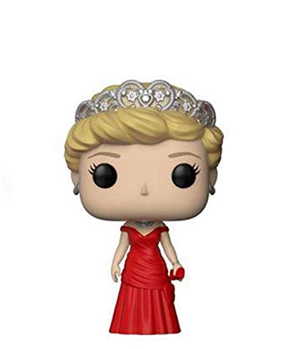 Funko Pop! Royals – Diana, Princess of Wales #03 Chase Limited Edition Vinyl Figure