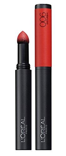 L'Oréal Paris Infaillible Matt Lippen-Puder-Stift 006 Disturbia, 1er Pack (1 x 1 g)