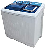 Midea Top Loading Washing Machine 4 programs, White - TW80AD