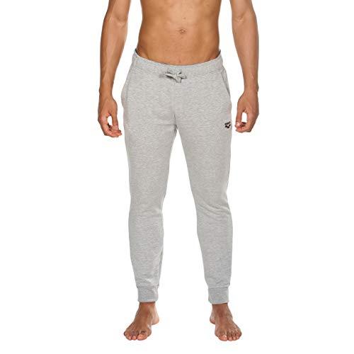 Arena M Gym Pant Pantalones Deportivos Hombre Gym, Hombre, Medium Grey Melange, XL