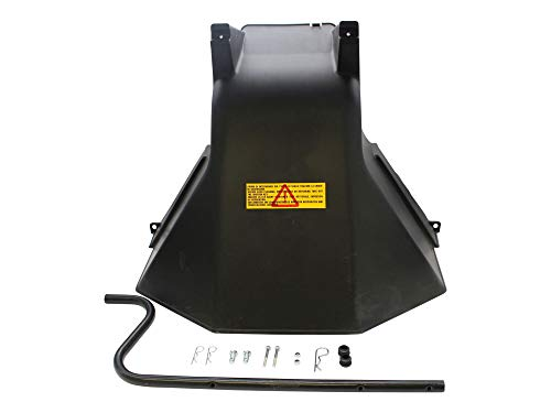 SECURA Deflektor kompatibel mit Gartenland GLC 22-102H Rasentraktor