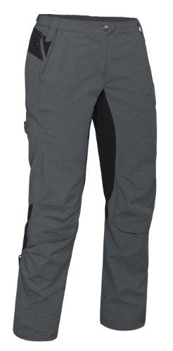 SALEWA Capsico - Pantalones de Escalada para Mujer (algodón) Gris carbon/0900 Talla:14