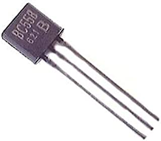 BC558B BC558 PNP TO-92 30V 100ma General Purpose Transistors (Pack of 50)