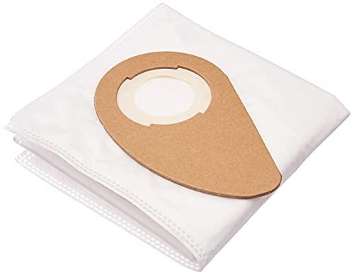 Nilfisk 81943048 Vlies-Filtersack für Buddy II Staubsauger, 12 L/18 L (4 Stück), Weiß