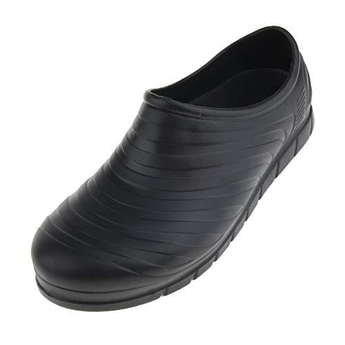 Hellery Zueco de Trabajo Antideslizante Calzado Sanitario de Enfermera Zapatos de Seguridad...