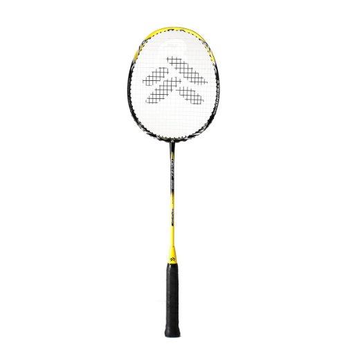 TECNOPRO Badminton-Schläger Tri-Tec 700, gelb/schwarz,3 1/2