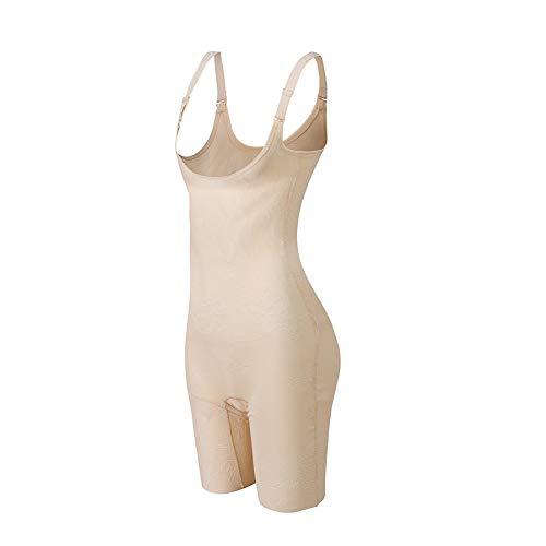 Amazingjoys Damen Shapewear Figurformender Mieder Taillenformer mit Bauch Weg Effekt