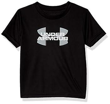 Under Armour Boys  Little Fashion Ss Tee Shirt Black-SP203 6