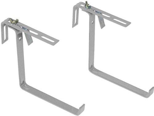 Emsa Blumenkastenhalter, Tragkraft 25 kg, Aluminium, Basic, 508699