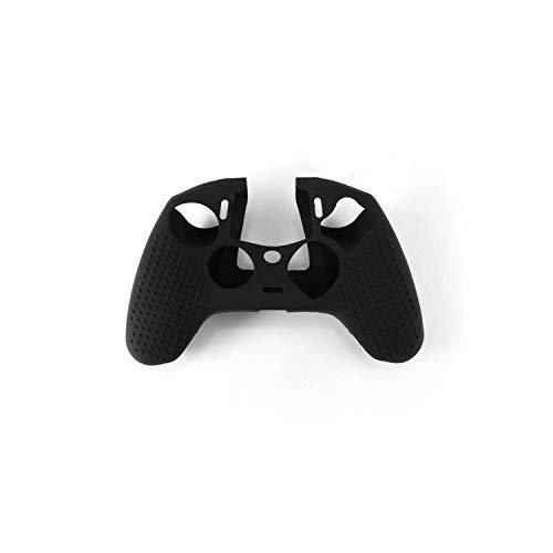 Game Controller Pc |Funda protectora de silicona para juegos con mango para PS4 Nacon Revolution Pro Controller 2 V2 Gaming Accessories-Black-