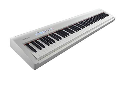 Roland FP-30 88-key Portable Digital Keyboard with Power Amplifier and Stereo Speakers