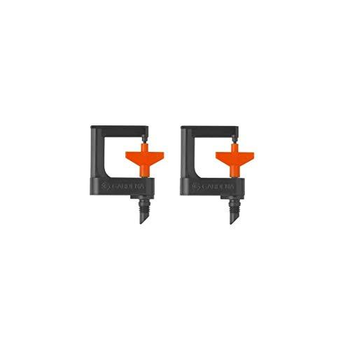 Gardena 1369-29 - Aspersor mini de 360º micro-drip-system 1369, paquete de 2