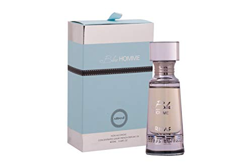 Armaf Blue Homme Perfume Oil, 20 ml