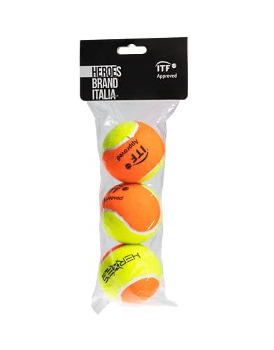 Heroe's Beach Tennis Palline da beach tennis PRO S - APPROVATE ITF 3 pz