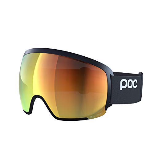 POC Orb Clarity Spare Lens Kit, Uranium Black/Spektris Orange, ONE Size