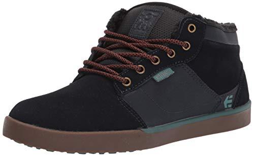 Etnies Jefferson Mtw Winterized - Patín de zapatos para hombre, Azul marino/Gum/Dorado, 42.5 EU
