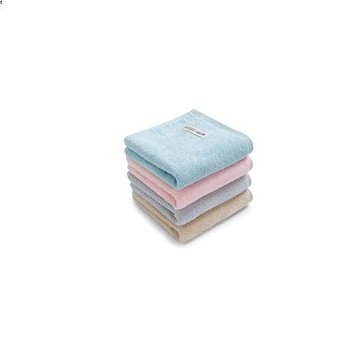 Zdfvnso Towel Hotel Pure Cotton Thick Bath Towel, Soft Absorbent Men And Women Face Wash Household Cotton Face Towel, Large Towel 9 Pack