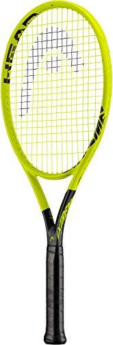HEAD Graphene 360 Extreme S unbesaitet 280g Tennisschläger Allroundschläger Neongelb - Schwarz 2