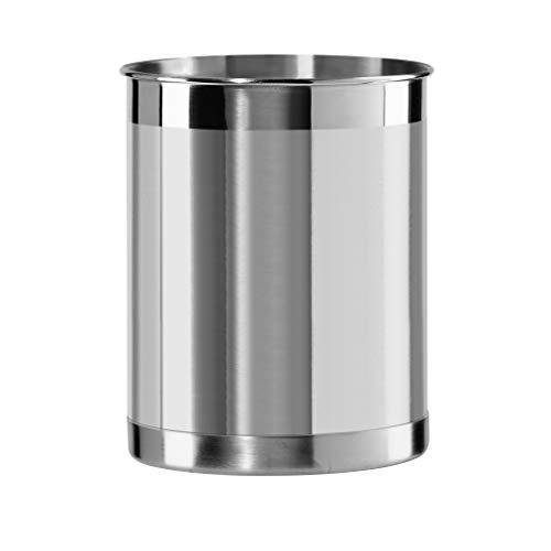 Oggi Stainless Steel Utensil Holder Small