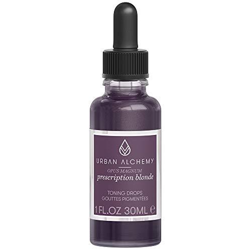 Urban Alchemy - Opus Magnum Prescription Blonde 30ml | Blonde Haarpflege mit violetten Pigmenten gegen Gelbstich
