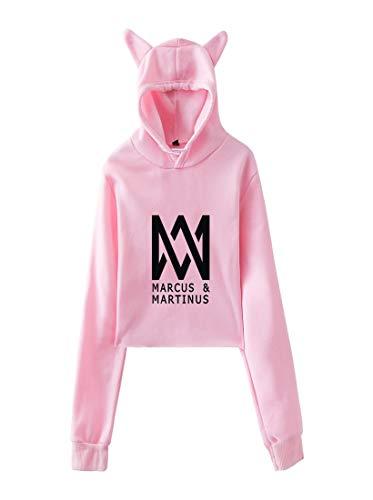 ULIIM Mode Marcus Und Martinus Gedruckt Hoodies Frauen/Männer Langarm Kapuzenpullover Casual Trendy Streetwear Baumwolle Hoodies XXL