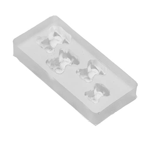 MagiDeal Molde de Silicona Surtido para Fabricación de Artesanías de Cristal de Resina para Fundición de Resina DIY - B, Individual
