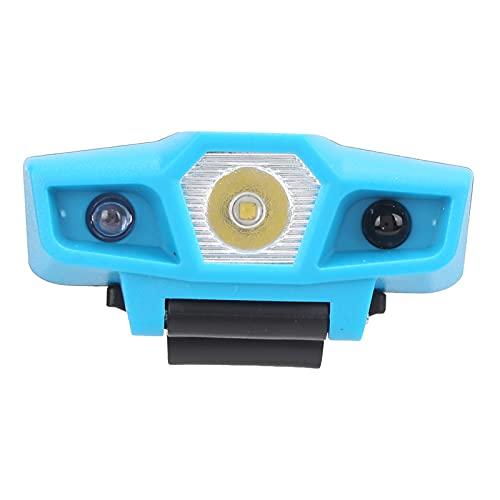 SONK Clip de luz, luz de Clip inductiva LED de Alto Brillo Que Ahorra energía con lámpara para Caminar, Acampar, Pescar para la mayoría de Las Personas