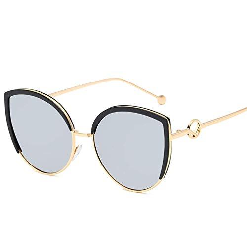 WSDSX Gafas de sol deportivas polarizadas Gafas de sol polarizadas para exteriores Ojo de gato Gafas de sol para mujer Gafas de sol clásicas para exteriores Montura ultraligera, A