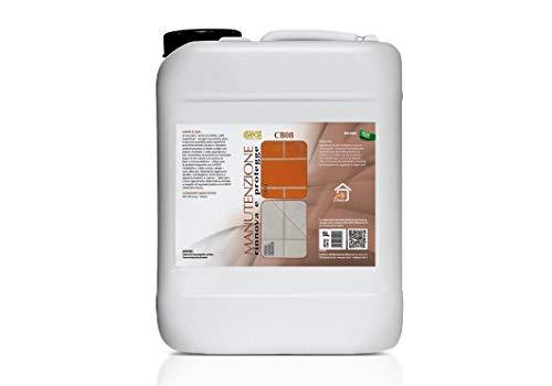 Geal Cb 08 lt. 5 Cera rigenerante per pavimenti, rifinitura per cotti e tutti i materiali lapidei