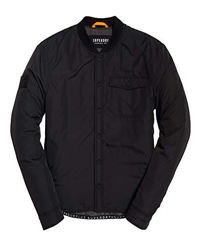 Superdry jas Men Surplus Goods SHACKETT Jet Black