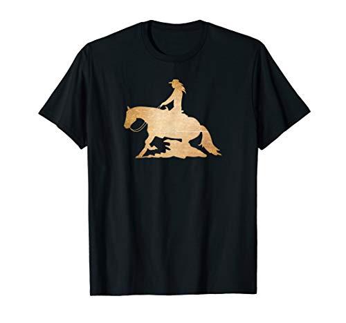 Westernreiter Reining Quarter Horse Sliding Stop Shirt