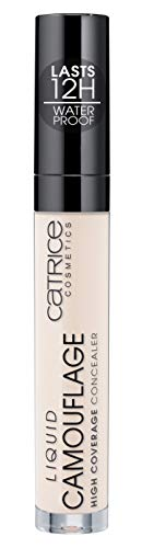 Catrice - Concealer - Liquid Camouflage 005 - Light Natural (1 x 5.0 ml)