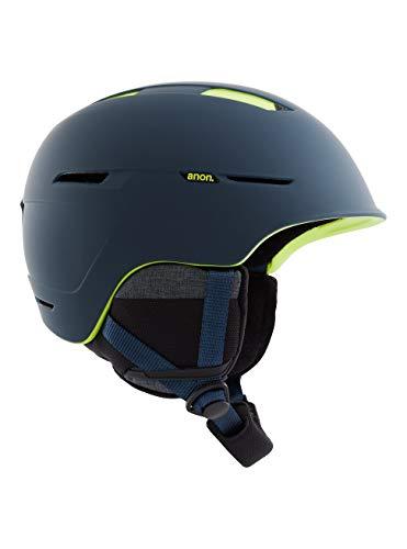 Anon Herren Invert Snowboard Helm, Blue, Extragroß